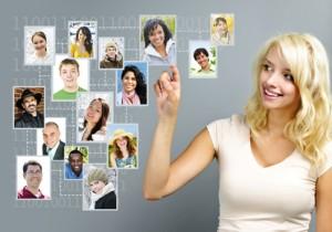 nicho o comunidad social, personas, grupo
