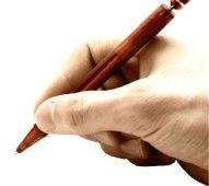 Escribir, writing, escritura, blogger, escritor, mano