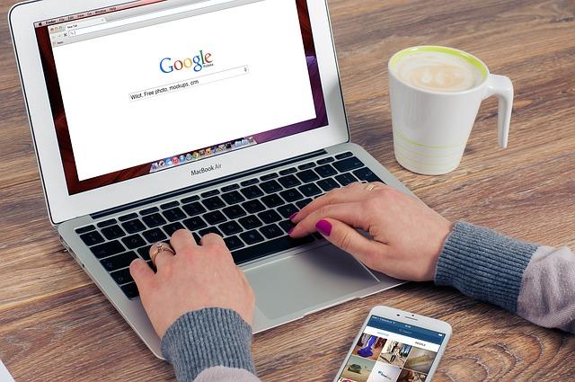 buscando, google