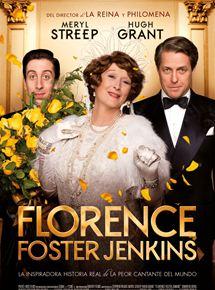 Resultado de imagen de meryl streep florence foster jenkins