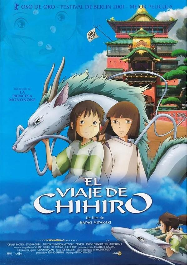 Le Voyage De Chihiro Streaming : voyage, chihiro, streaming, Viaje, Chihiro, Película, SensaCine.com
