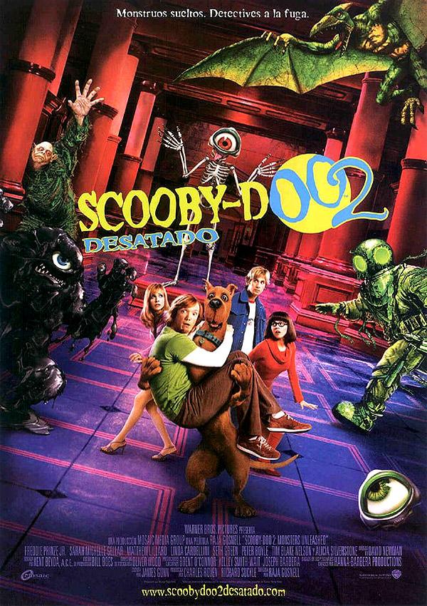Reparto ScoobyDoo 2 Desatado  Equipo Tcnico