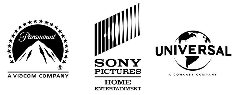 Sony Pictures, Universal y Paramount se unen para ofrecer