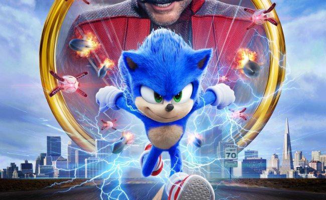 Sonic La Película 2020 Sensacine