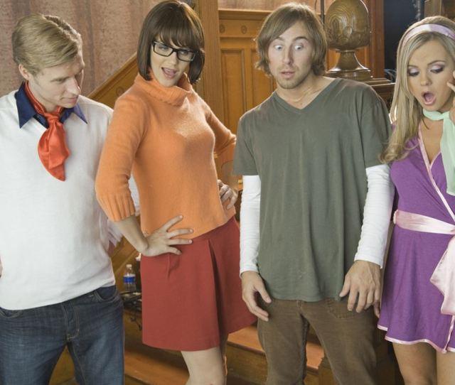 Scooby Doo A Xxx Parody Foto