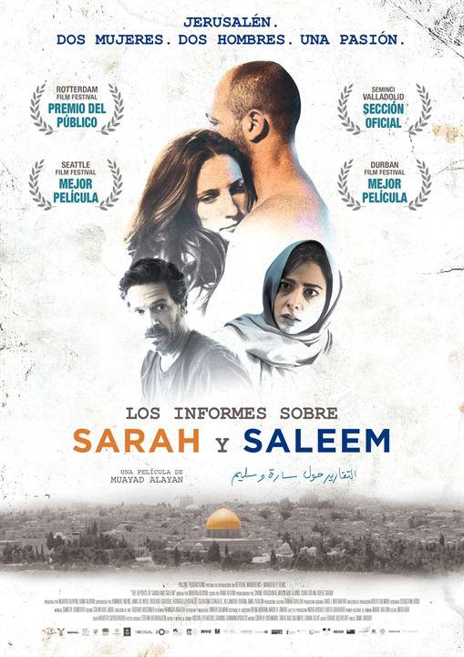 Los informes sobre Sarah y Saleem : Cartel