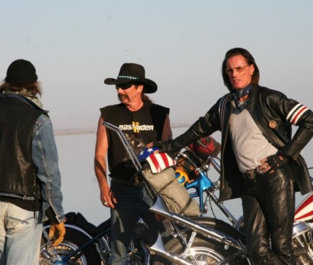 Easy Rider The Ride Back Couverture Magazine