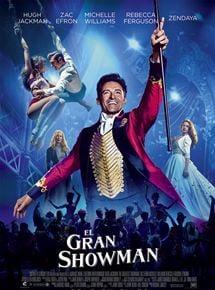 Resultado de imagen para El Gran Showman (2017)