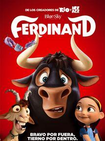 (Ver-Online) – Ferdinand (2018) Pelicula Online Completa