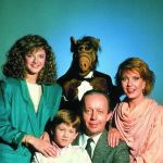 ALF : Foto Andrea Elson, Anne Schedeen, Benji Gregory, Max Wright