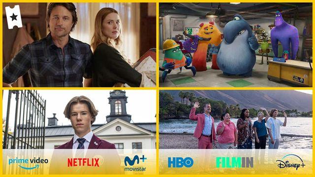 Las 8 mejores series que veremos en julio de 2021