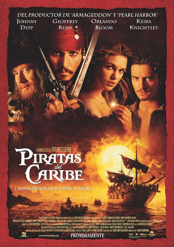 Resultado de imagen de piratas del caribe la perla negra