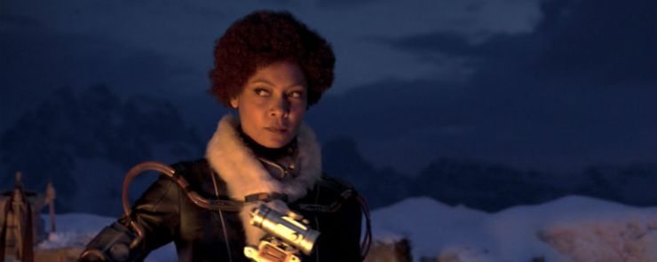 'Han Solo: Una historia de Star Wars': Thandie Newton 4