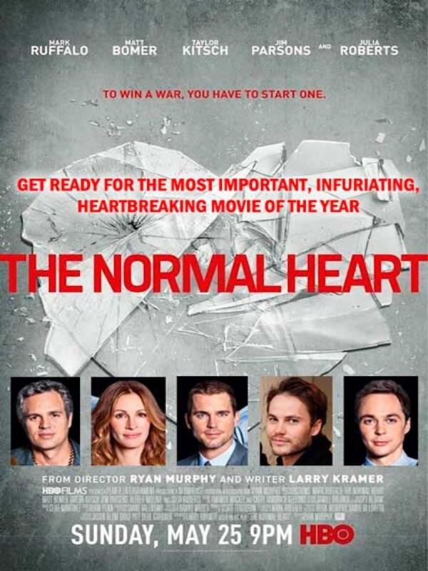 Resultado de imagen para the normal heart resumen