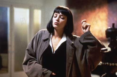 Foto de Uma Thurman - Pulp Fiction : Foto Uma Thurman - SensaCine.com