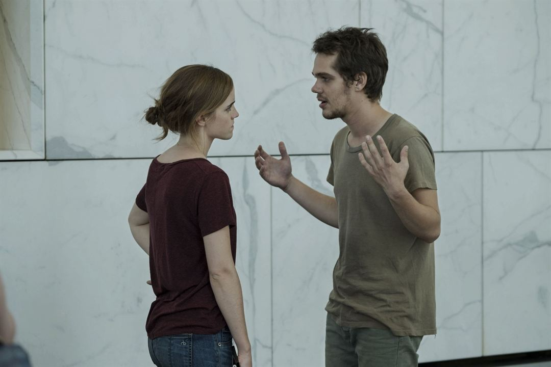 El círculo : Foto Ellar Coltrane, Emma Watson