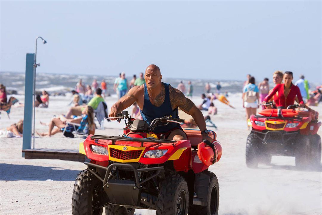 Baywatch: Los vigilantes de la playa : Foto Dwayne Johnson