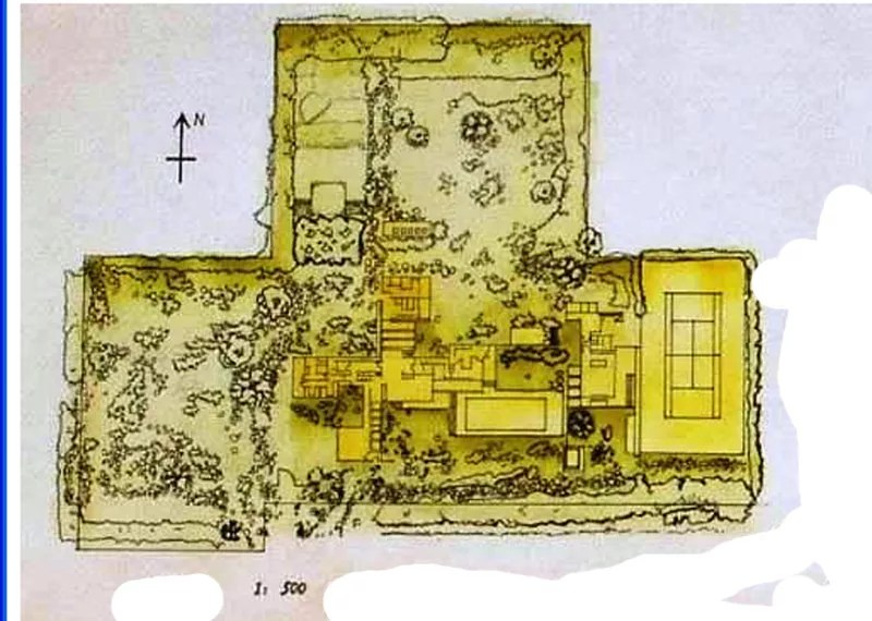 Casa Kaufmann  Ficha Fotos y Planos  WikiArquitectura