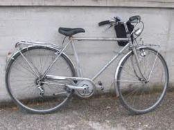 arreglar una bici que chirria