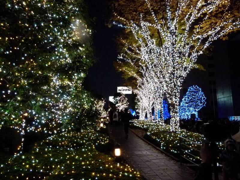 Fiestas y festividades en Japn el perodo de Navidad