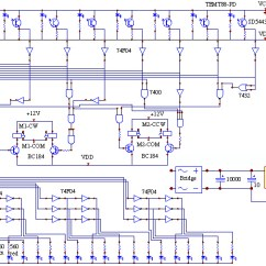 T1 Line Wiring Diagram Bmw E61 Pdc The Manchester (e,2e) Experimental Hardware Page Prepared By Andrew Murray Updated On 15th ...