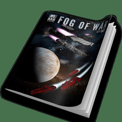 Fog of War Part 1 Malaysian Sci-Fi Story