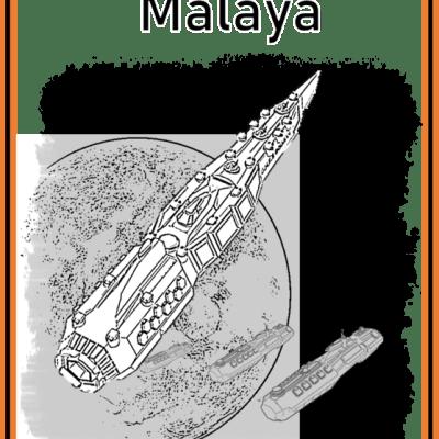 Malaya Sci-Fi Micro Story