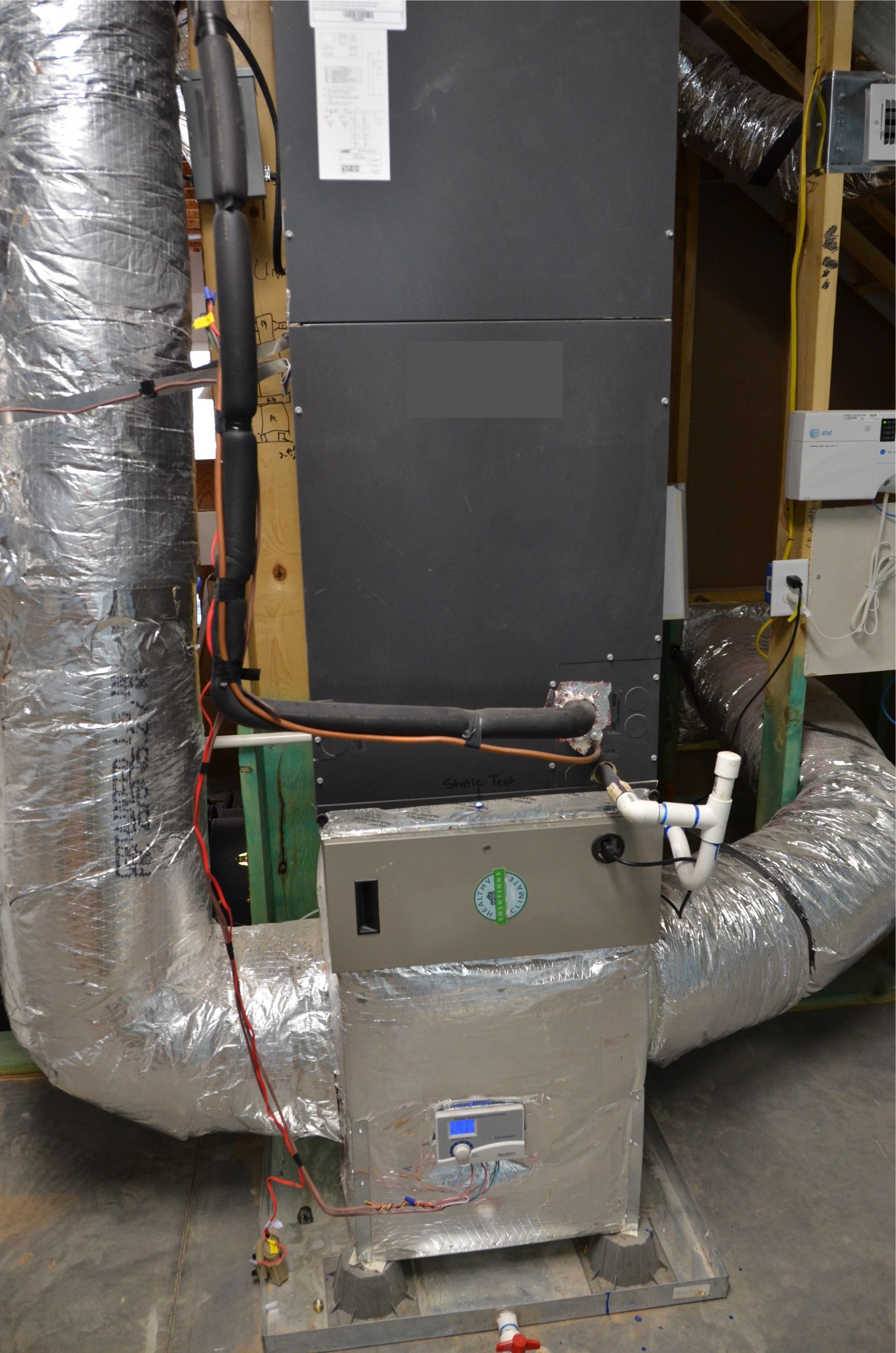 Heat Pump and Air Conditioner Split System (Interior Unit)