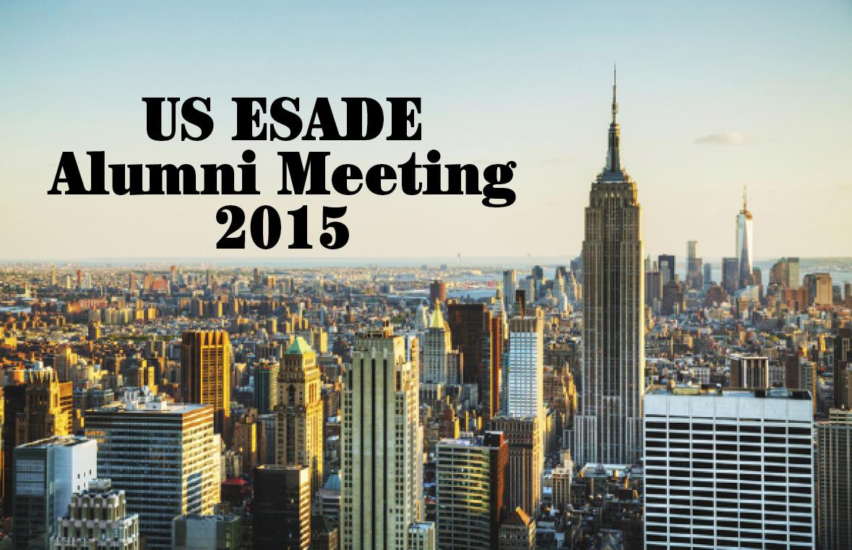 ESADE reúne a sus antiguos alumnos americanos en Nueva York