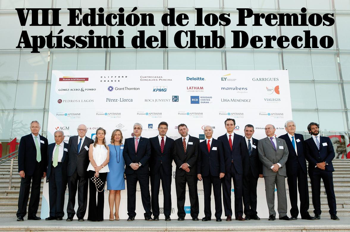 Premios Aptíssimi 2015