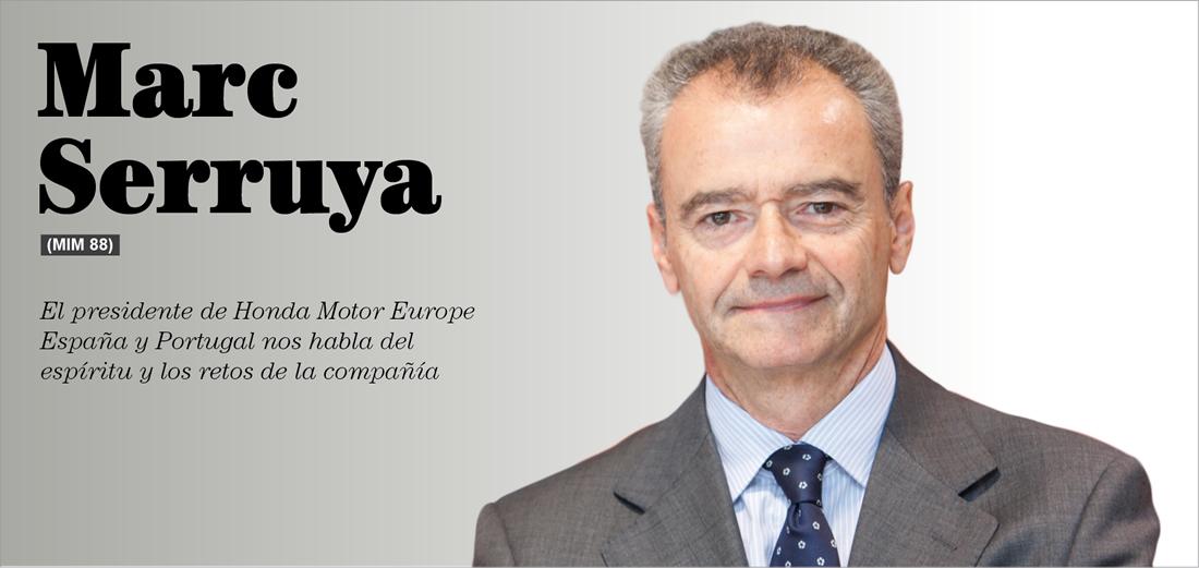 «El sector del motor vivirá cambios muy importantes»