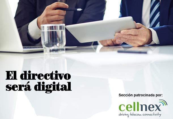 El directiu serà digital