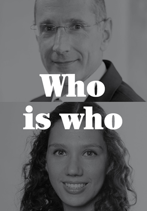 Who is who, febrero