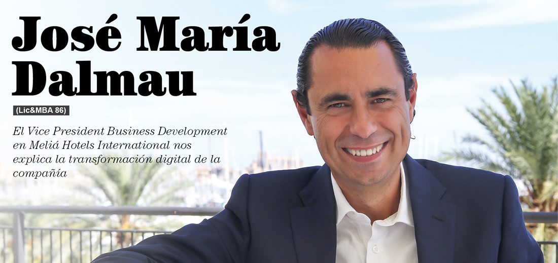 «Meliá Digital requiere una nueva forma de pensar»