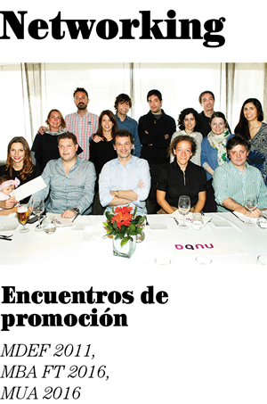 Networking, marzo