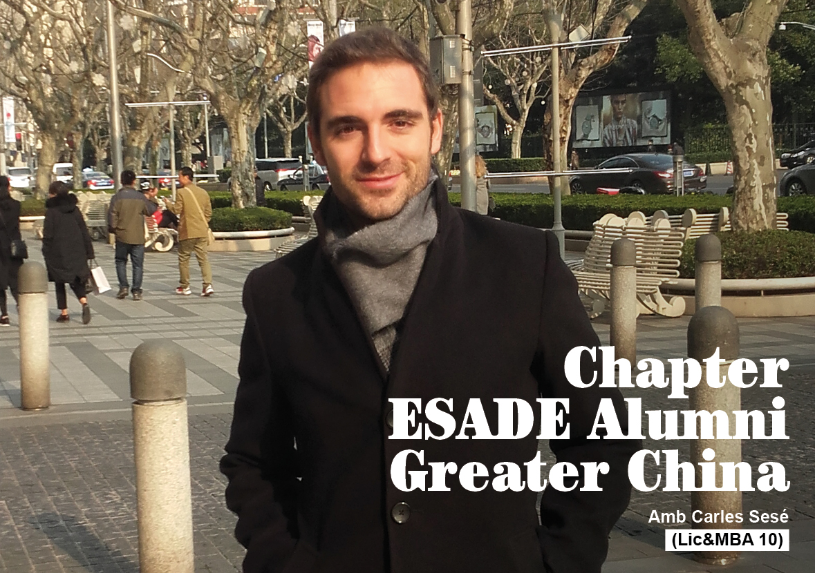 Chapter ESADE Alumni Greater China