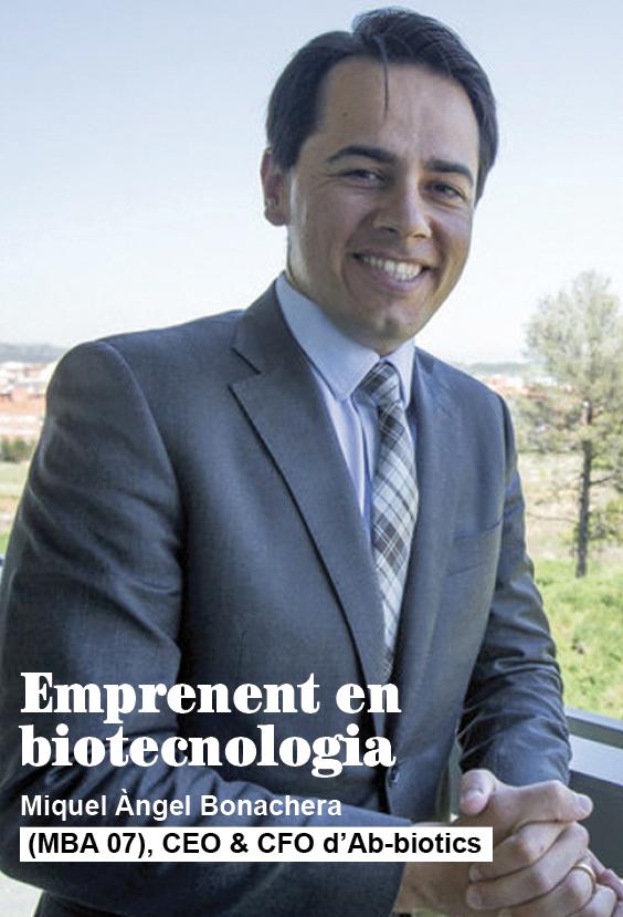 Emprenent en biotecnologia