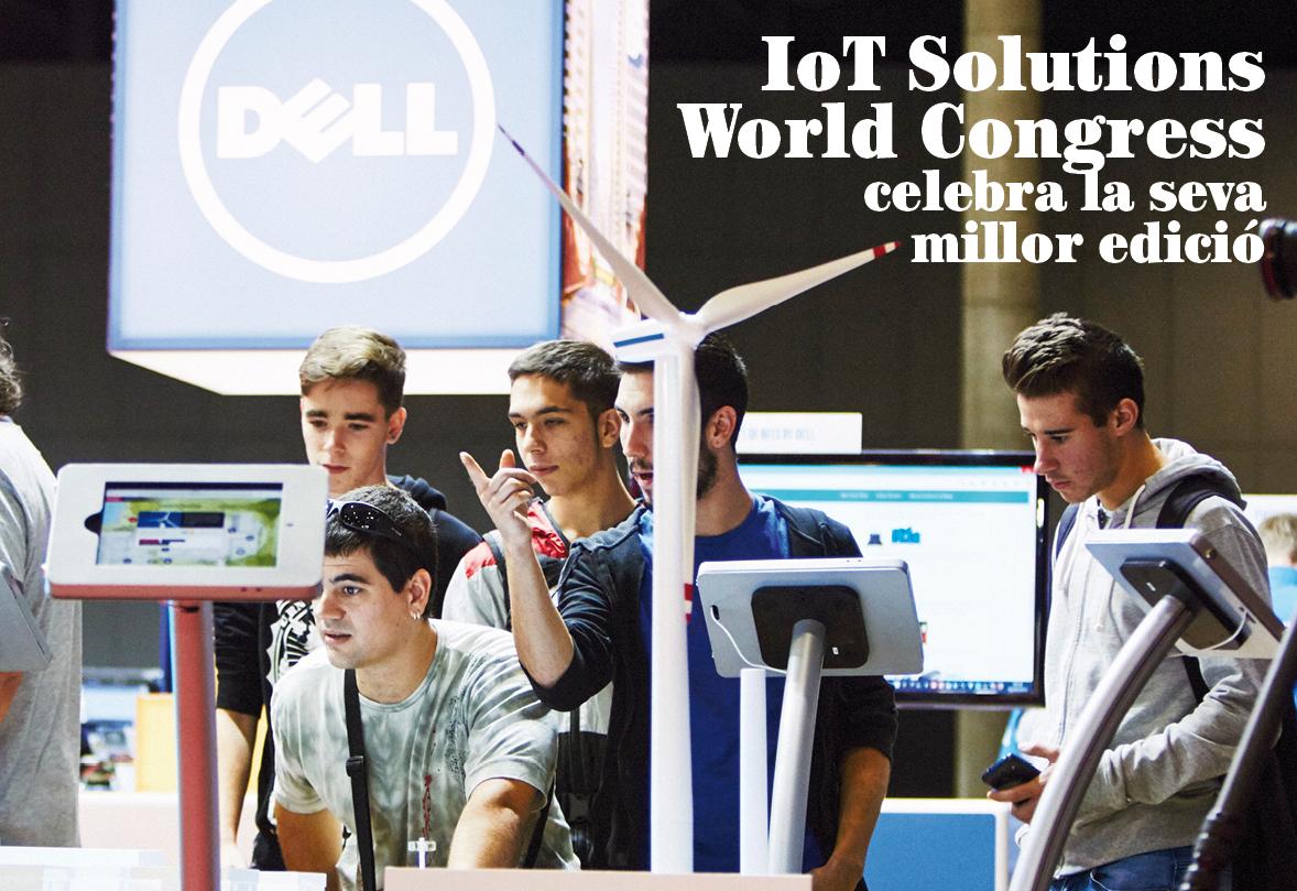 IoT Solutions World Congress celebra la seva millor edició