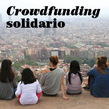 'Crowdfunding' solidario