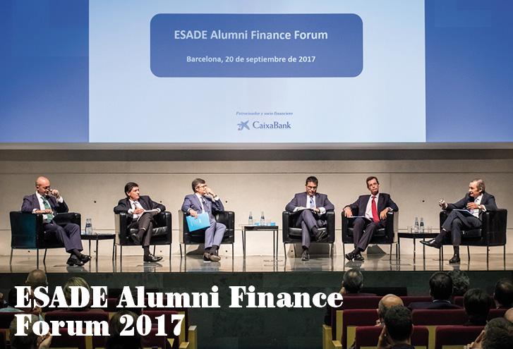 ESADE Alumni Finance Forum 2017