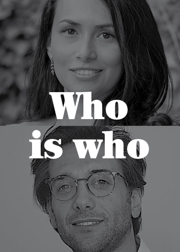 Who is who, septiembre