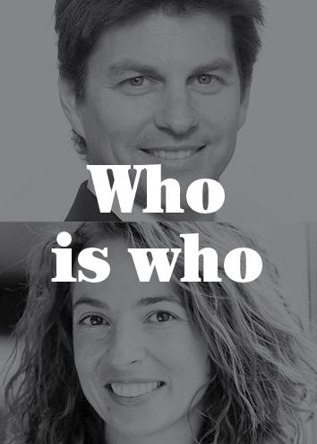 Who is who, noviembre