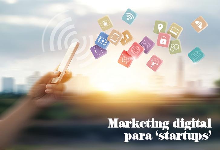 Marketing digital para 'startups' en crecimiento
