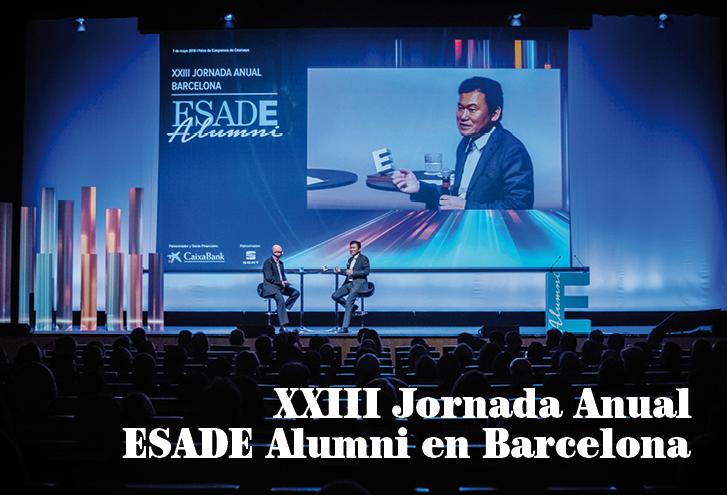 XXIII Jornada Anual ESADE Alumni en Barcelona