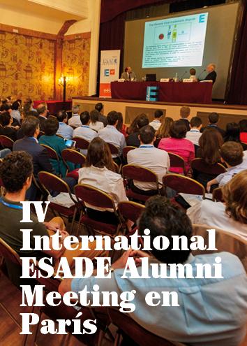 IV International ESADE Alumni Meeting en París