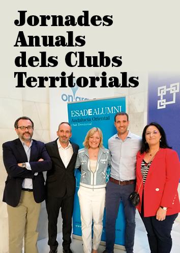 Jornades Anuals dels Clubs Territorials ESADE Alumni 2018