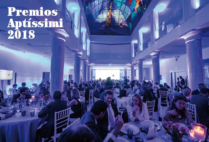 XI Edición de los Premios Aptíssimi