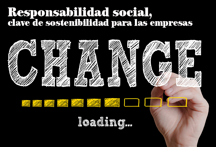 Responsabilidad social, clave de sostenibilidad para empresas