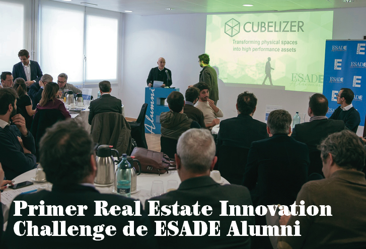 Primer Real Estate Innovation Challenge de ESADE Alumni
