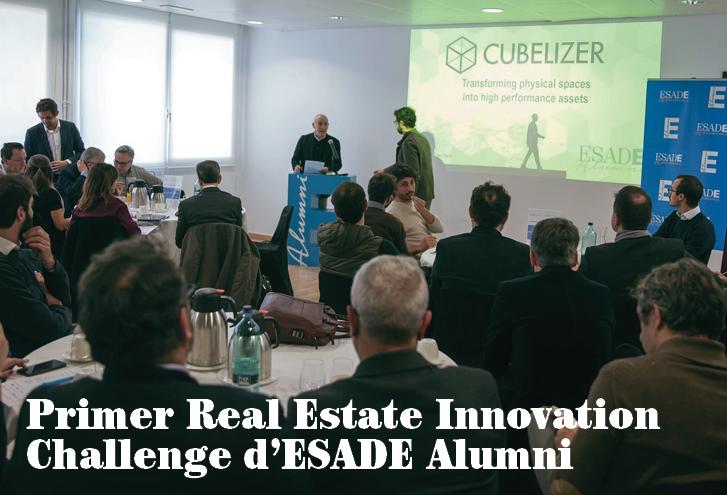 Primer Real Estate Innovation Challenge d'ESADE Alumni